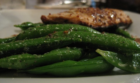 green beans and coe Luxe