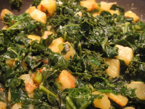 017 Kale potato coconut Curry PD