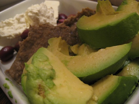 017avocados olives and fets chesse