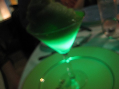 186glow in the dark Martini at Wish