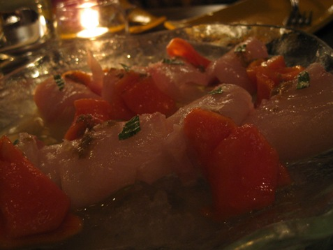 340fish with papaya at sugarcane